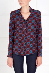 Шелковая блузка Fermare Stella Jean