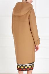 Шерстяное пальто Dare Stella Jean