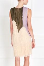 Шелковое платье Nina Ricci