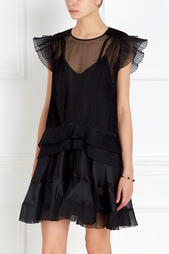 Шелковое платье Isabel Marant