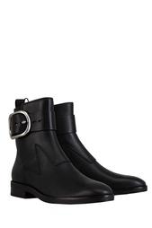 Кожаные ботинки Alexander Wang