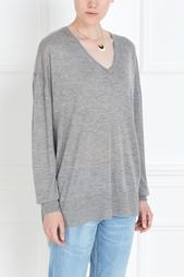 Пуловер из кашемира и шелка Isabel Marant