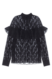 Кружевная блузка Lace punk A.W.A.K.E.