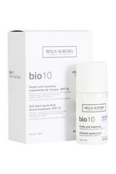 Флюид для ровного цвета лица Bio 10 SPF 15 30ml Bella Aurora