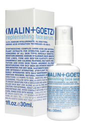 Восстанавливающая сыворотка для лица Replenishing Face Serum 30ml Malin+Goetz