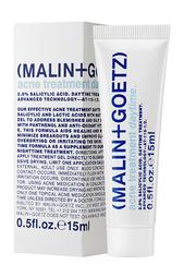 Дневной гель для проблемной кожи лица Acne Treatment Daytime 15ml Malin+Goetz