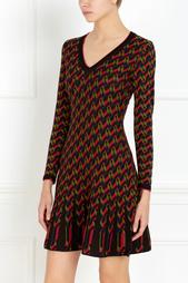 Платье с V-образным вырезом M Missoni