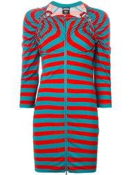 полосатое платье  Jean Paul Gaultier Vintage