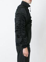 свитер со сборкой и рукавами-реглан Nasir Mazhar
