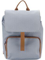 рюкзак с контрастной окантовкой  Zanellato