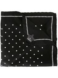 нагрудный платок в горох Dolce & Gabbana