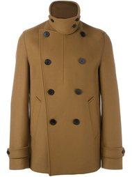 двубортное пальто  Wooyoungmi