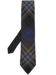 галстук в клетку Etro