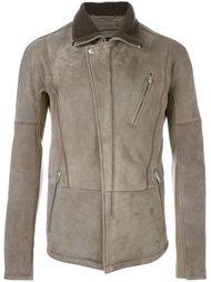 куртка с воротником Alexander McQueen