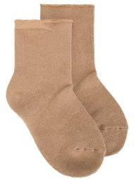 вязаные носки Erika Cavallini