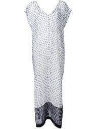 платье кафтан  Lemlem