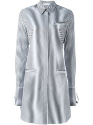 платье-рубашка с поясом на спине J.W.Anderson