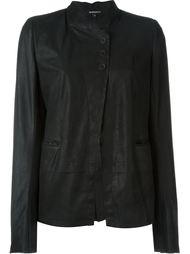 кожаная куртка с тремя пуговицами Ann Demeulemeester