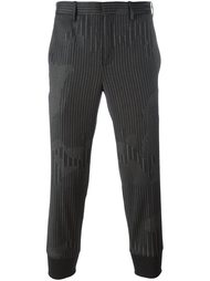 классические зауженные брюки Neil Barrett