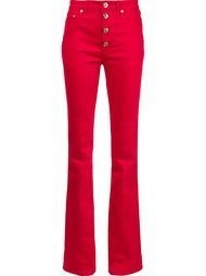 high waisted flare pants Sonia Rykiel