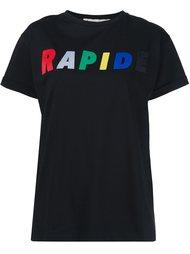 'rapide' T-shirt Être Cécile