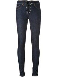 джинсы кроя скинни Rag & Bone /Jean