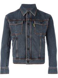 укороченная джинсовая куртка Gosha Rubchinskiy
