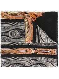 шарф с восточным принтом  Etro