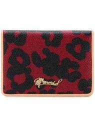 leopard print wallet Muveil