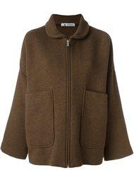 пальто с накладными карманами Barena