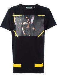 футболка с принтом картины Off-White