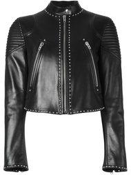 укороченная куртка с заклепками Givenchy