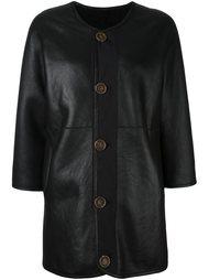 двухстороннее пальто  See By Chloé