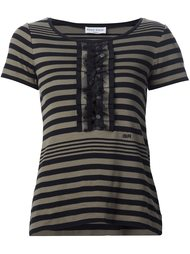 fine-knit striped T-shirt Sonia Rykiel
