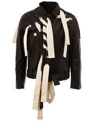 lace-up jacket Craig Green