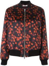 куртка бомбер с узором Givenchy