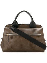 перфорированная сумка-тоут Marni