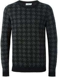 свитер в ломаную клетку Closed