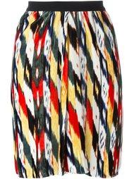 бархатная юбка 'Linore' Isabel Marant Étoile