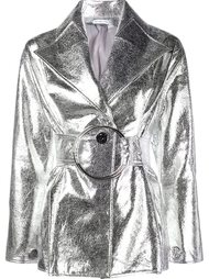 metallic jacket Rejina Pyo