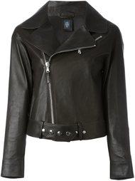 классическая байкерская куртка Eleventy