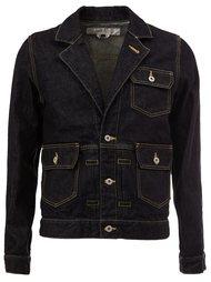 multi-pocket denim jacket Ganryu Comme Des Garcons
