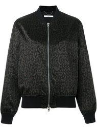 куртка бомбер с логотипом Givenchy