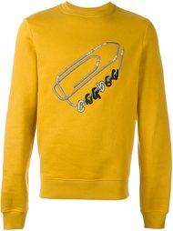 свитер с принтом 'carven' Carven
