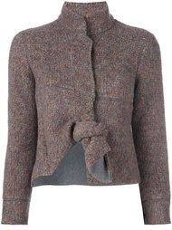куртка с элементом узла Hache