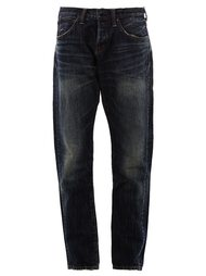 bleached straight jeans Mastercraft Union
