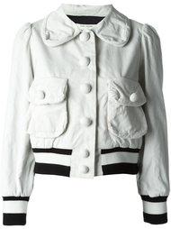 вельветовая куртка-бомбер Marc Jacobs