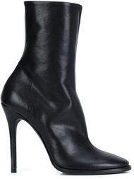 side zip heeled boots Haider Ackermann