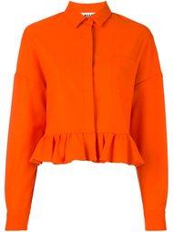 куртка с классическим воротником MSGM