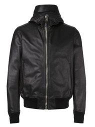 куртка с капюшоном и вырезными деталями Givenchy